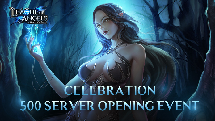 [Updates]Carvinal Event for the upcoming 500 Server