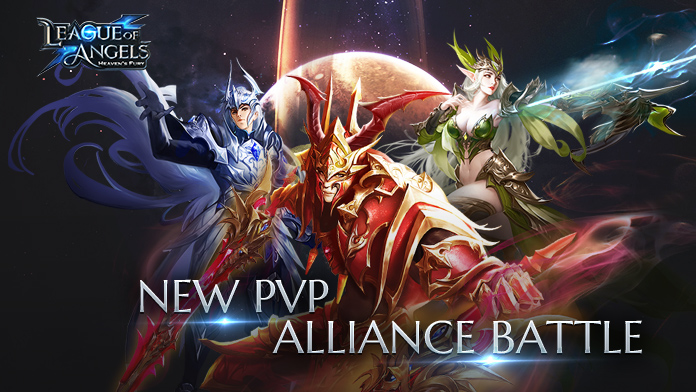 The New PVP Mode - Alliance Battle is Coming