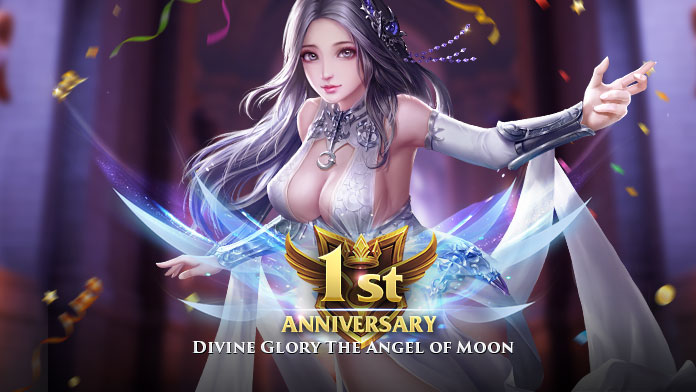 League of Angels – Heaven's Fury – 1st Anniversary