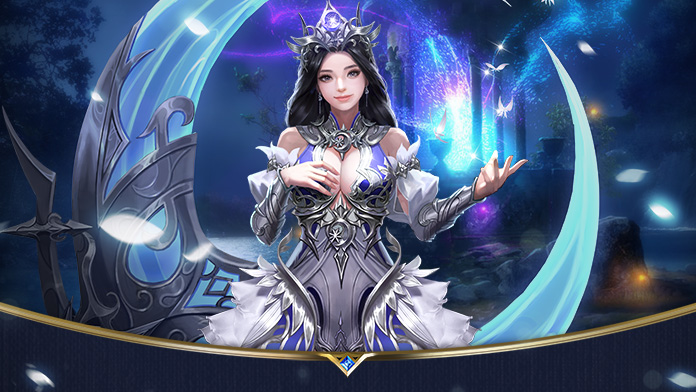 Angel Pack Event-The Angel of Moon