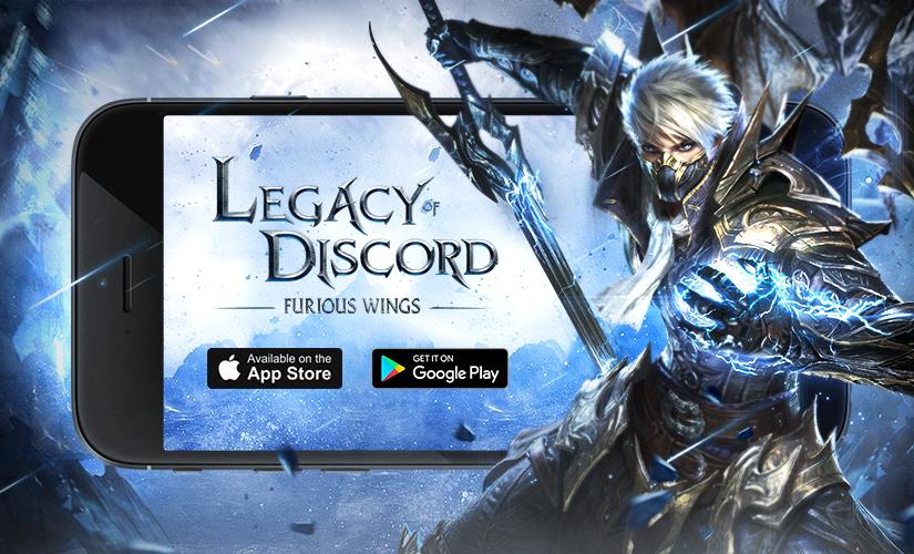 Nadeszła nowa generacja gier action RPG na urządzenia mobilne!
