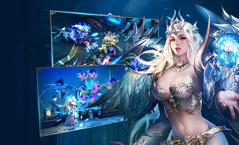 3D炫战ARPG手游 《纷争之遗》简体中文版震撼上线!