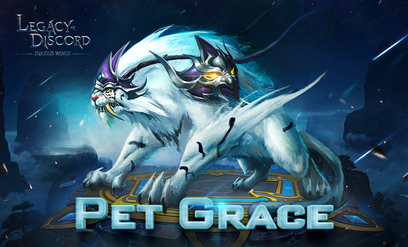 New Grace Feature for Pet