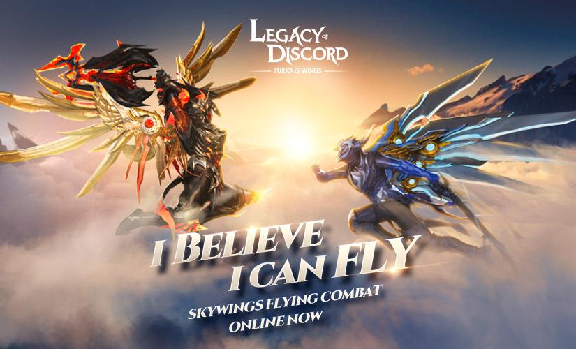 """Il sistema di volo in-game """"SkyWings"""" è in arrivo su LoD"""