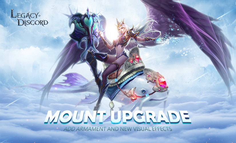 New Update and Mount Upgrade