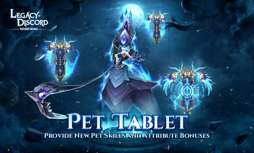 Yeni Güncelleme Pet Tabletleri ile Geliyor!