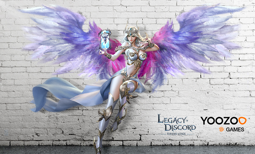 Legacy of Discord and Angel Wings's Joint Charity Event Concludes.