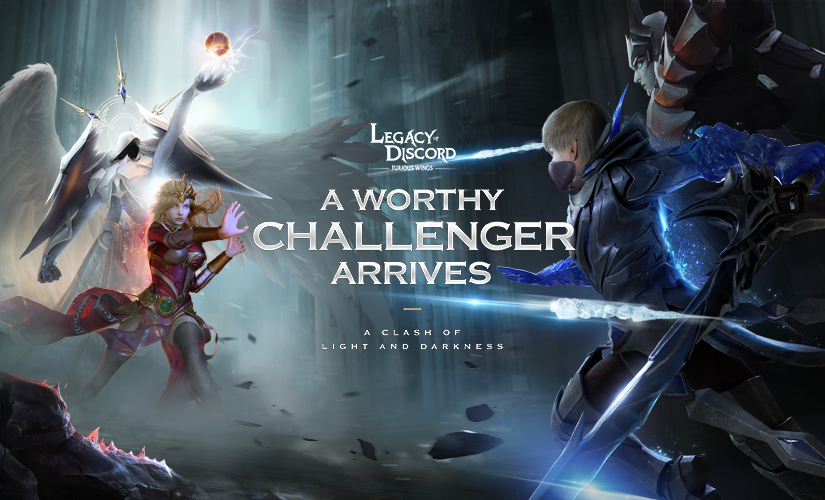 Archangel Arrives to Usher in a Clash of Light and Darkness