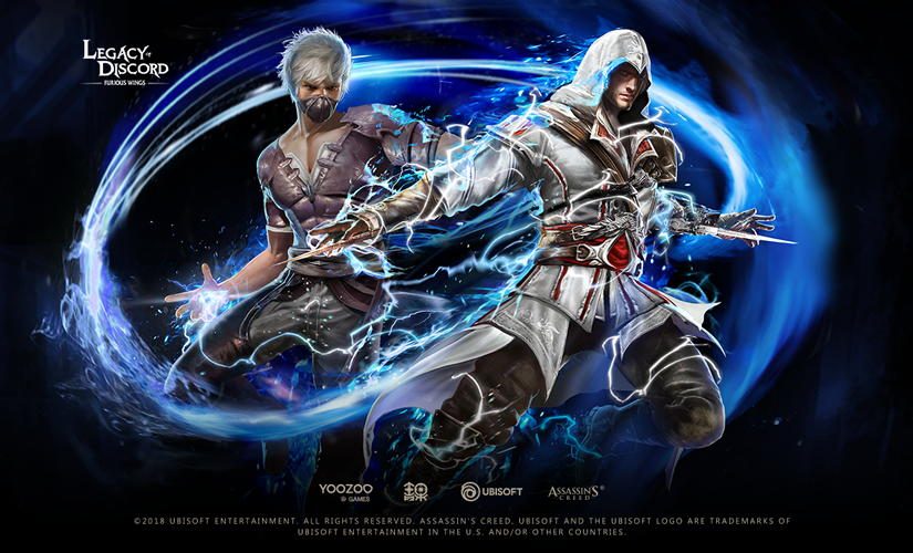 Ezio From Assassin's Creed and Other Features Coming to LoD
