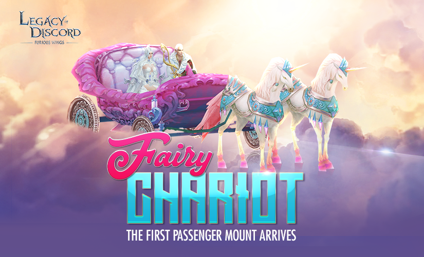 The First Passenger Mount Debuts in Recent Update