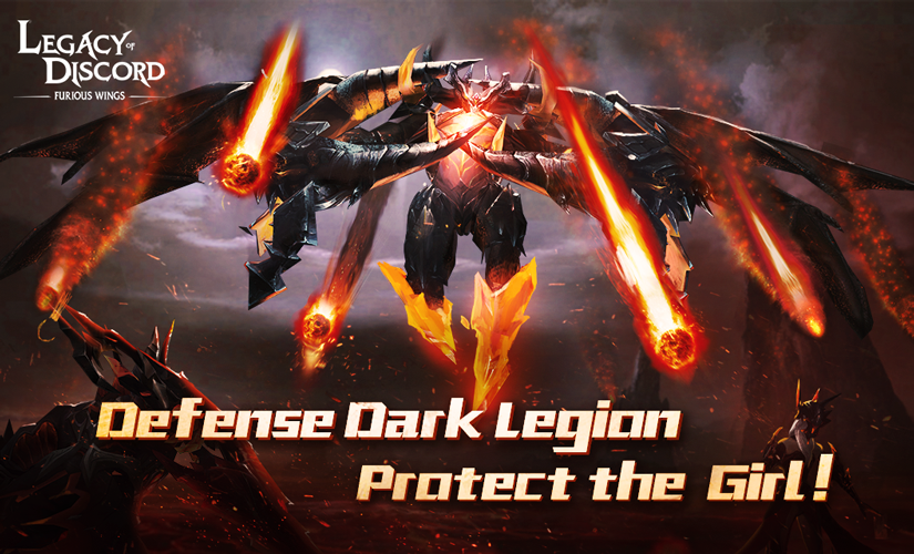 New Update with Celestial Defense