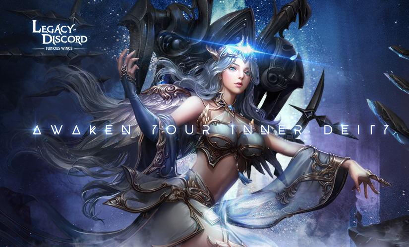 New Gameplay Pantheons of Aurora