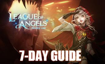 League of Angels: Paradise Land New Player 7-Day Guide: Day One!