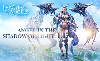 New Update Brings New Mysterious Hero Light Envoy
