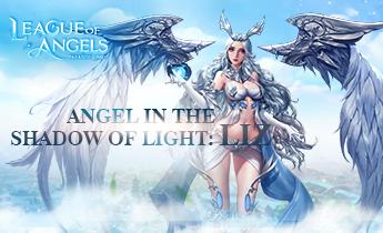The Light from Darkness: Light Envoy Liz