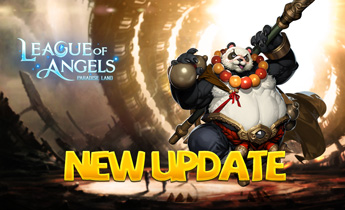 New Update with Exalted Relics