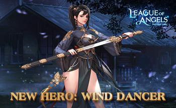 New Mythic Hero Wind Daner Arrives