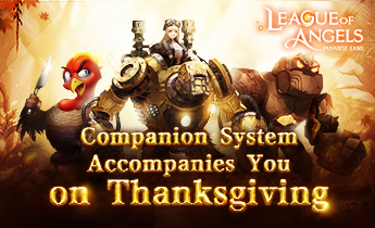 Companion System Accompanies You A Grateful Thanksgiving