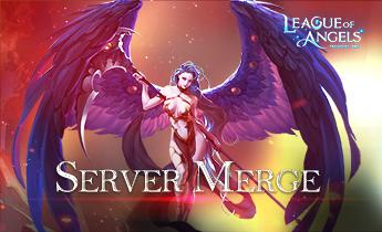 Paradise Land Server Merge Announcement