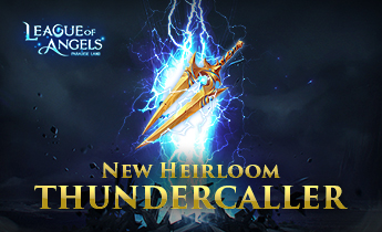 New Heirloom – Thundercaller: Bring a New Thunderstorm in the Paradise Land