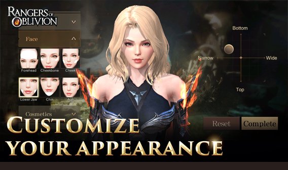 Customize Your Appearance