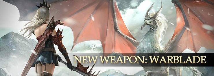 New Weapon: Warblade