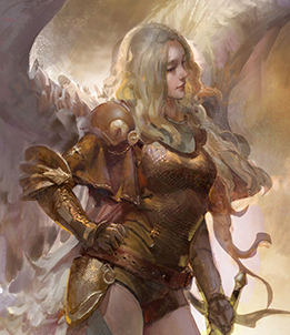 Sigrun - The Valkyrie