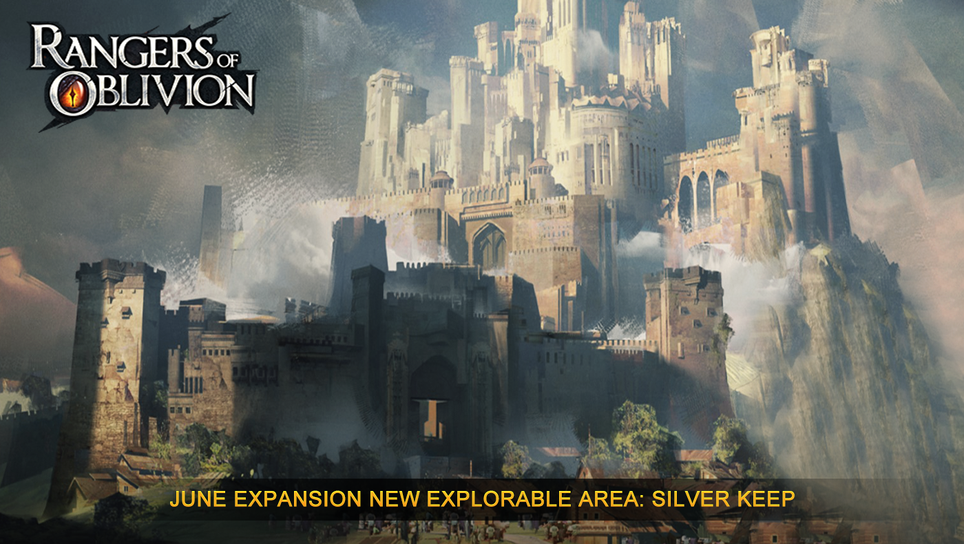 Rangers of Oblivion- June Expansion New Update