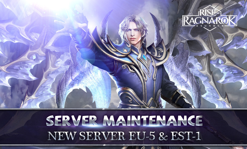 New Server EU-5 & EST-1 Released! (May 14th)