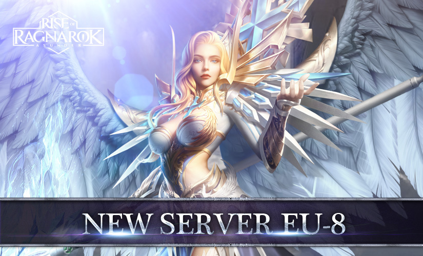 New Server EU-8 Released! (June 28th)