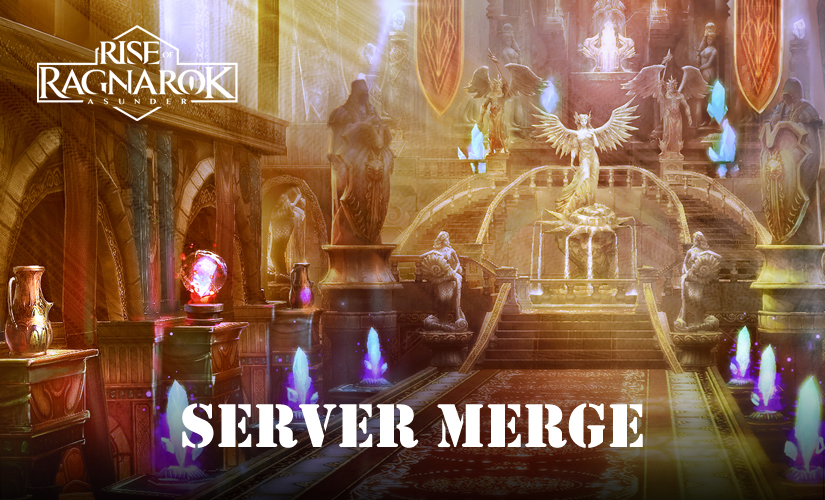 Server Merge (July 17th)