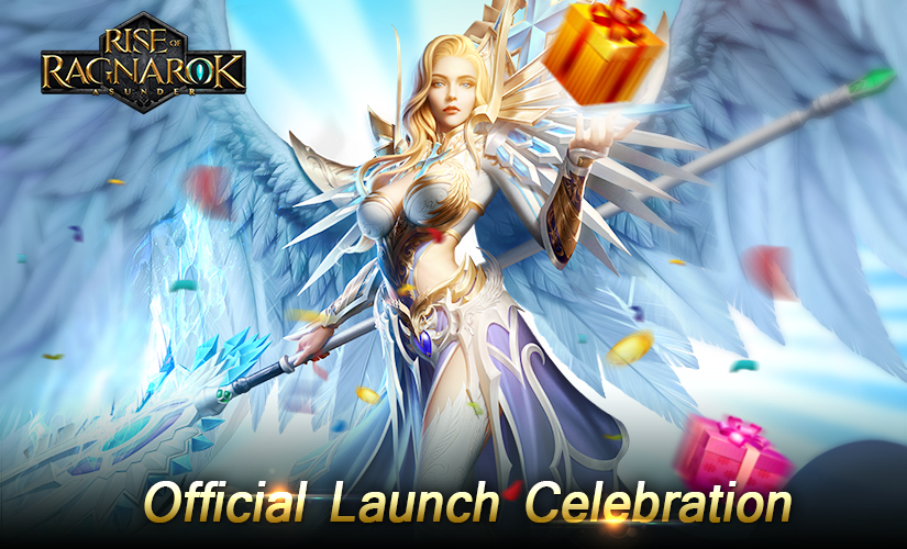 New event: Grand Party (Official Launch Celebration)